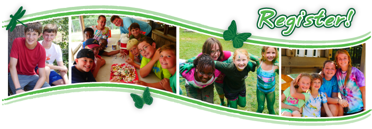 Register - Trinity Woods Summer Day Camp in Macon Georgia