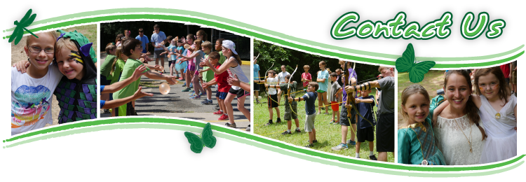 Trinity Woods Summer Day Camp - Contact Us